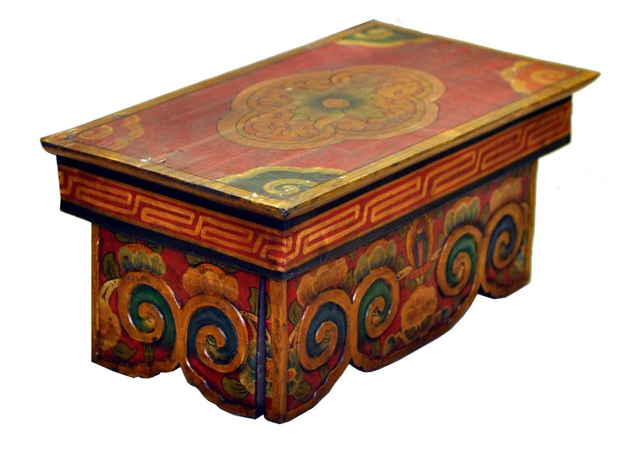 Lotus Flower Altar Table